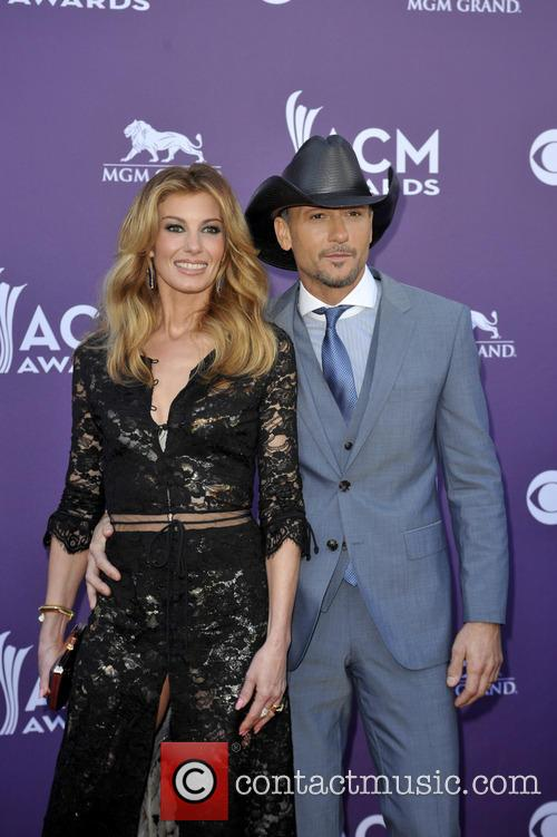 Faith Hill and Tim Mcgraw 5
