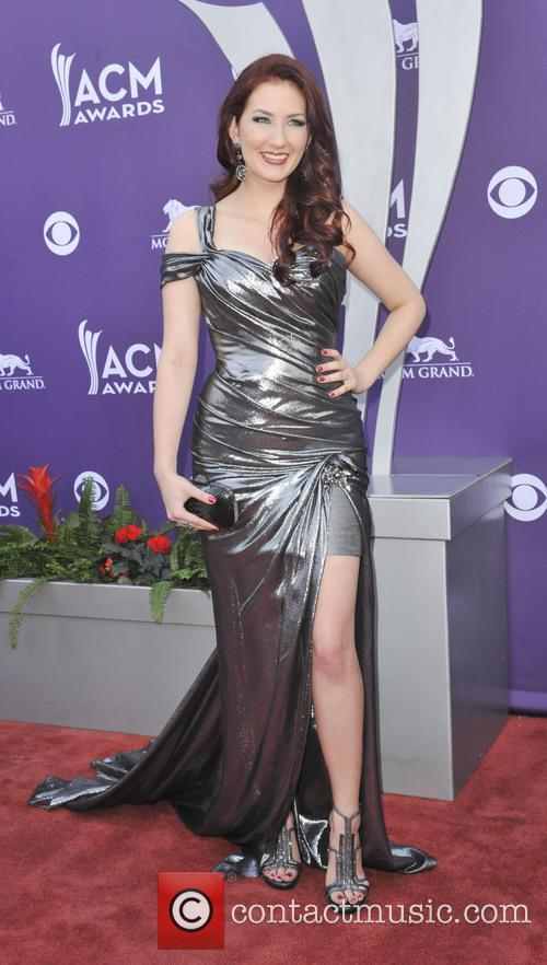 katie armiger 48th annual acm awards held 3589509
