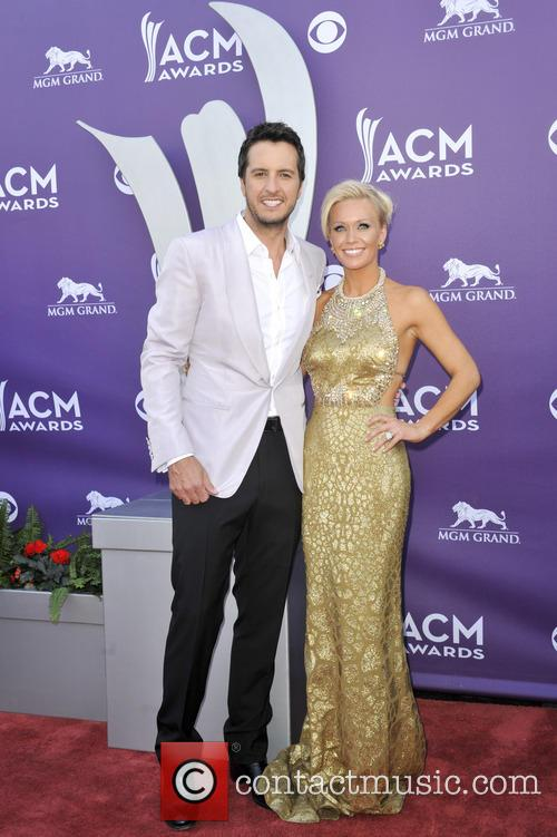 Luke Bryan and Caroline Boyer 2