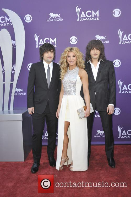 Neil Perry, Kimberly Perry and Reid Perry 4