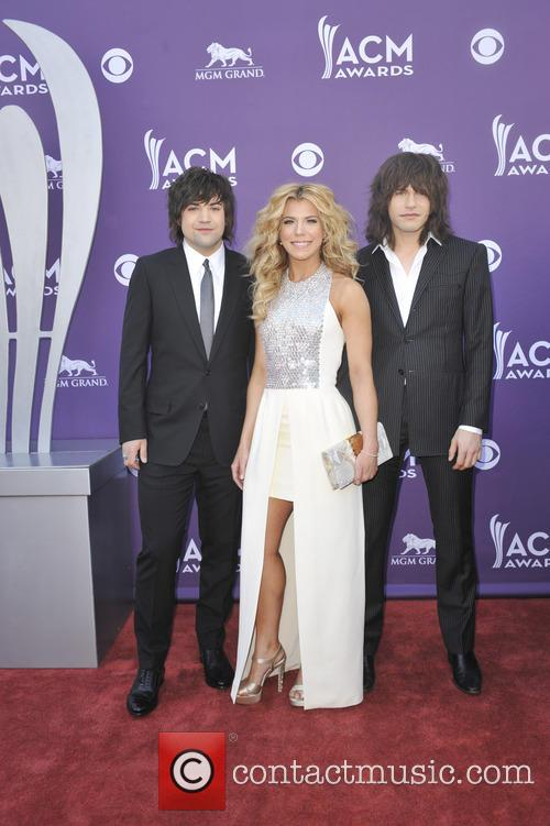 The Perry Band, Neil Perry, Kimberly Perry and Reid Perry 5