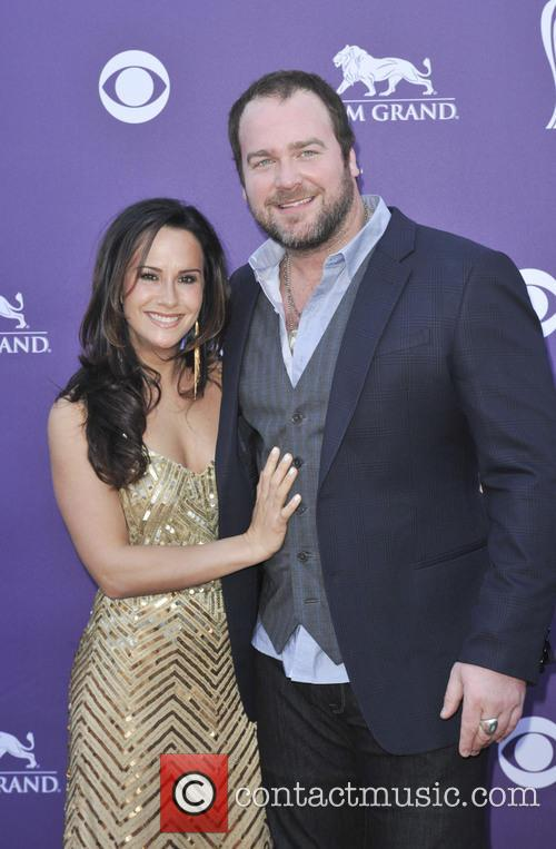 Sarah Reevely and Lee Brice 2