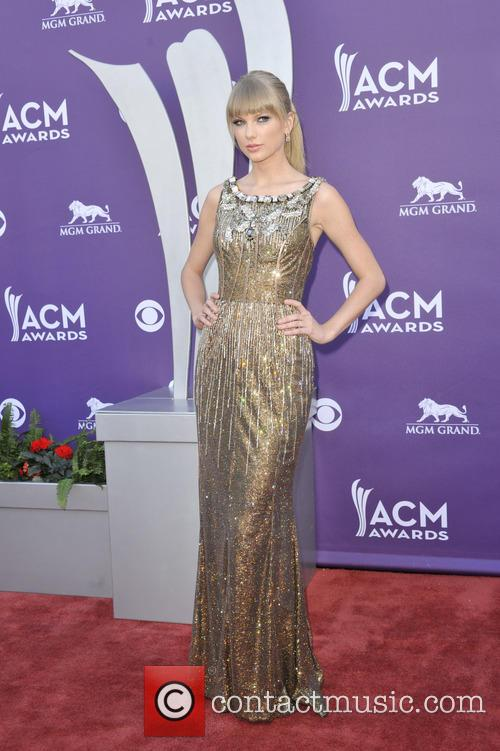 taylor swift 48th annual acm awards held 3589486