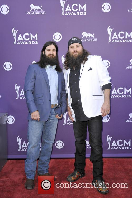 Willie Robertson and Jep Robertson 1