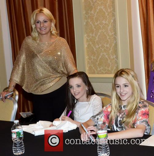 'Dance Moms' attend a meet and greet at...