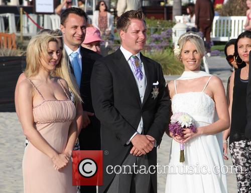 Jordan Carver, Prinz Ferdinand Von Anhalt and Sissi Fahrenschon 7