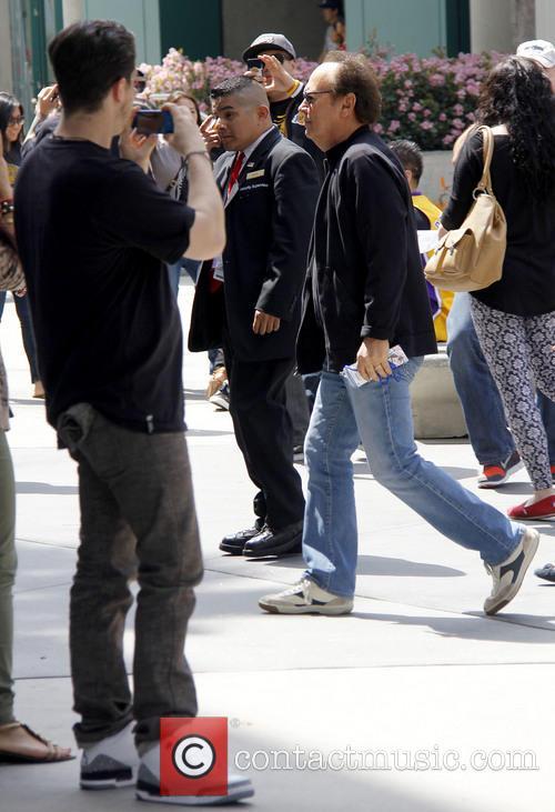 Billy Crystal, Staples Center