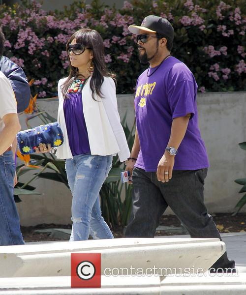 Ice Cube, Kimberly Woodruff and Shea 6