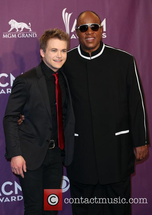 Hunter Hayes and Stevie Wonder 11
