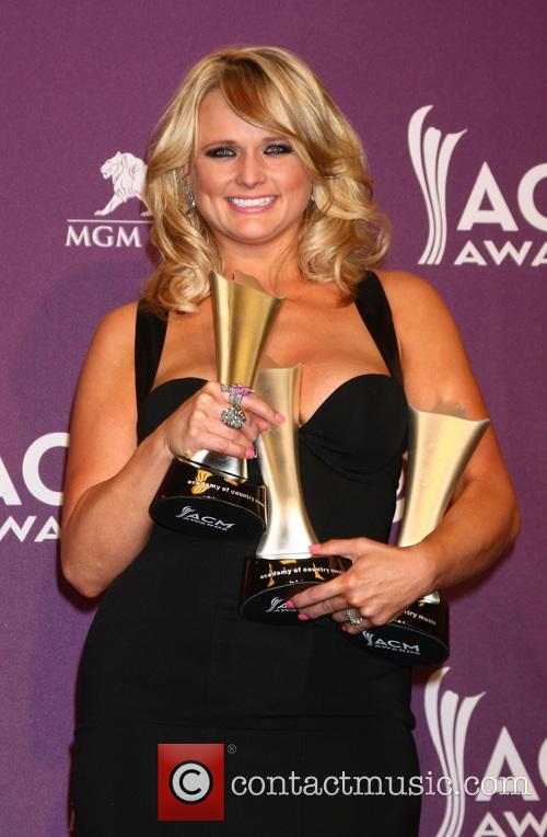 Miranda Lambert, ACM Awards