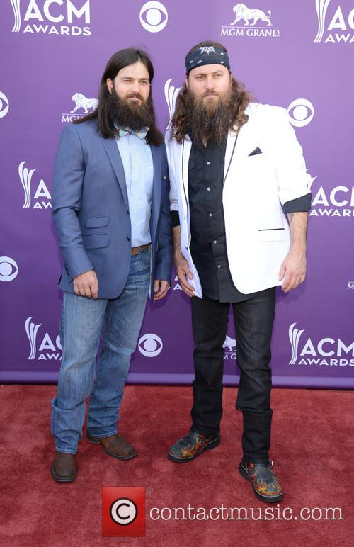 Jep Robertson and Willie Robertson 1