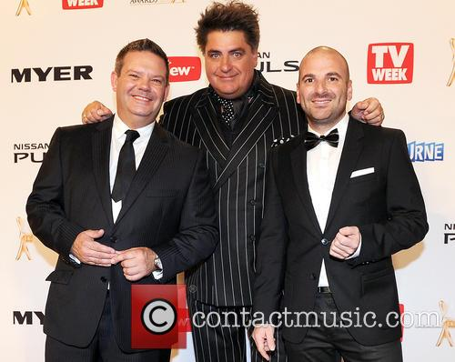 Gary Mehigan, Matt Preston and George Calombaris 3