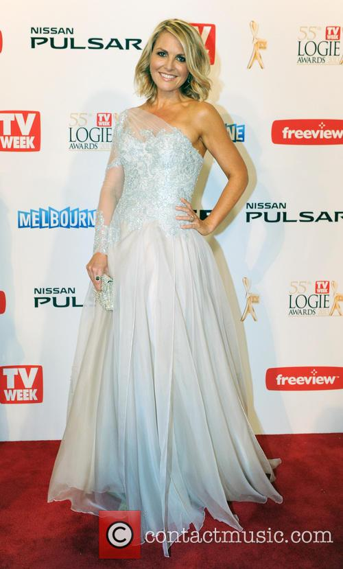 georgie gardner tv week logie awards 3593128