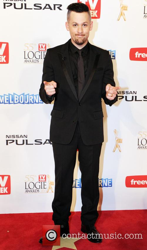 Joel Madden, Crown Towers, Melbourne