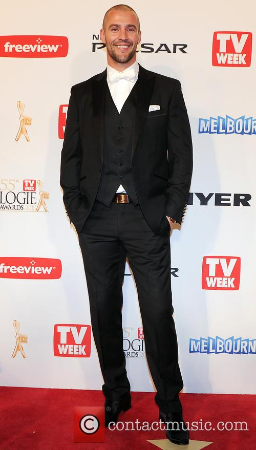 kris smith tv week logie awards 3593106