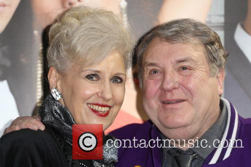Anita Dobson and Russell Grant 4