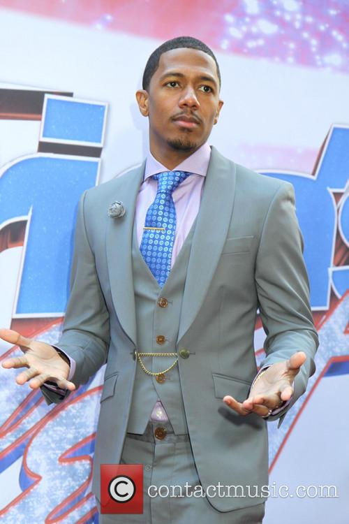 nick cannon americas got talent at nbc 3593853