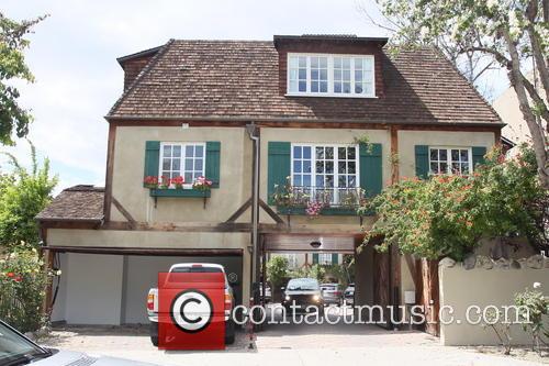 Ashley Greene's new home
