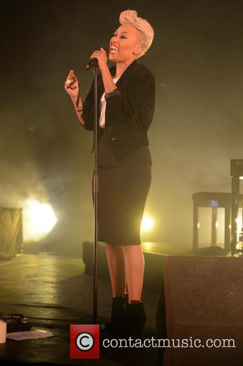 Emeli Sande performs at Hammersmith Apollo