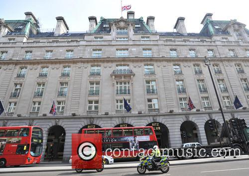 The Ritz Hotel in Central London