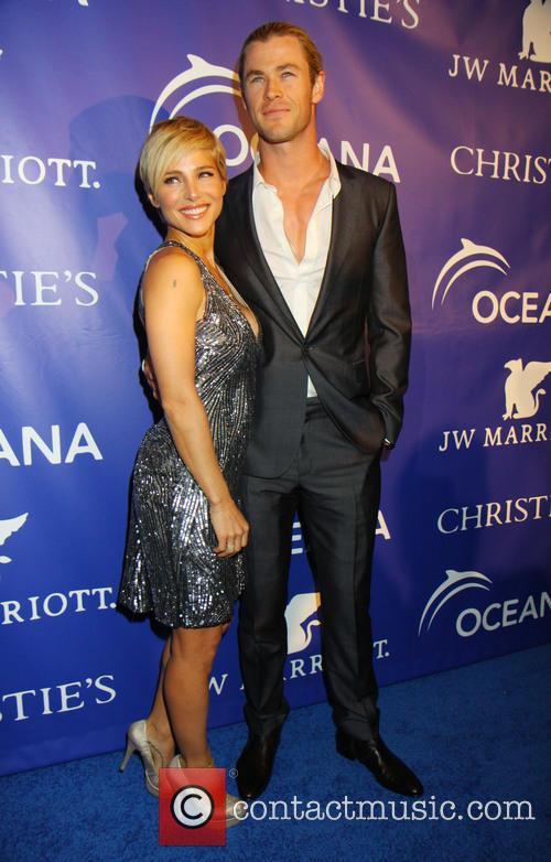 Elsa Pataky and Chris Hemsworth 13