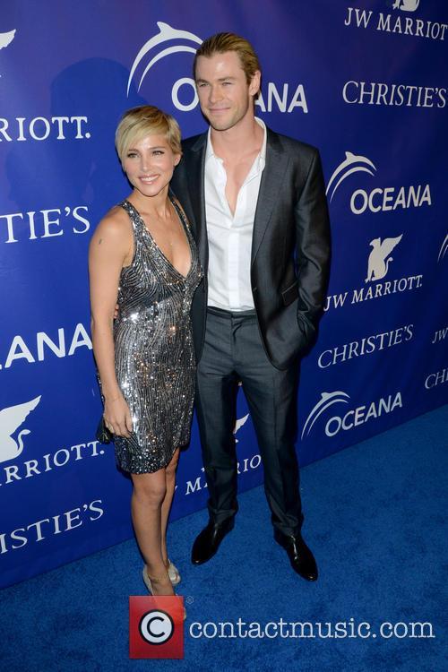 Elsa Pataky and Chris Hemsworth 25