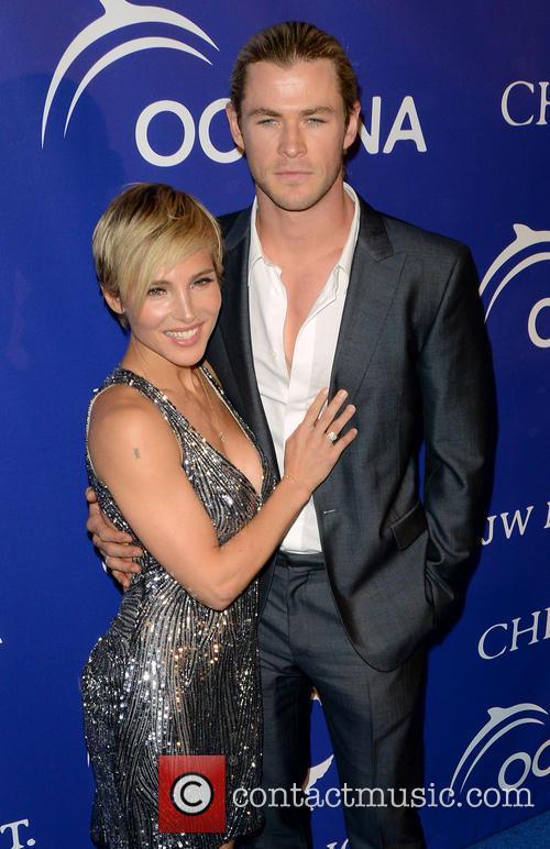 Elsa Pataky and Chris Hemsworth 26