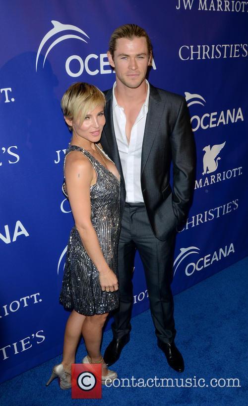 Elsa Pataky and Chris Hemsworth 30