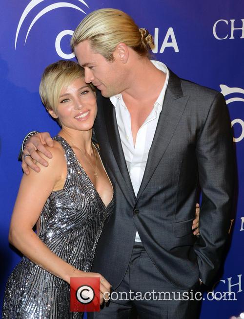 Elsa Pataky and Chris Hemsworth 32