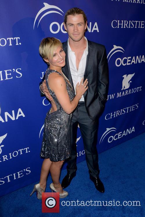 Elsa Pataky and Chris Hemsworth 34