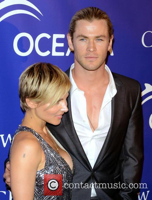 Elsa Pataky and Chris Hemsworth 35