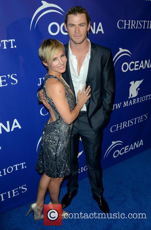 Elsa Pataky and Chris Hemsworth 36