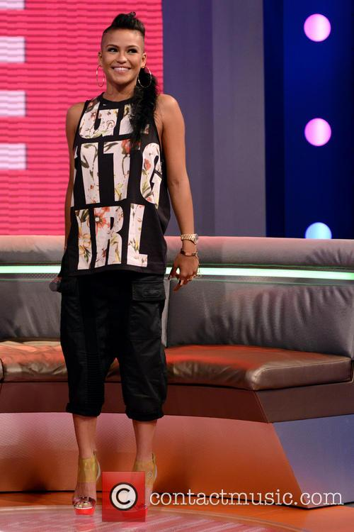 Celebrities at BET's 106 and Park