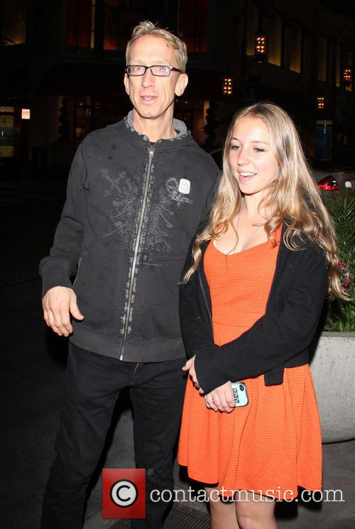 Andy Dick and Daughter 2