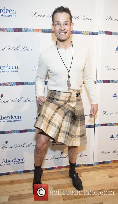 2013 From Scotland With Love Charity Fashion Show