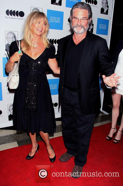 Goldie Hawn and Kurt Russell 11