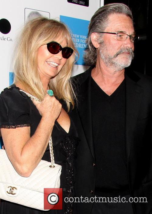 Goldie Hawn and Kurt Russell 1