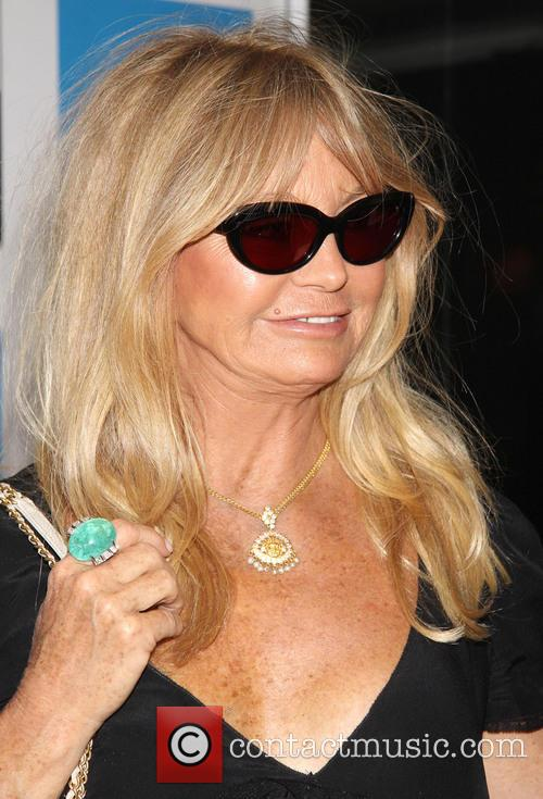 goldie hawn marty richards memorial benefiting the 3590776