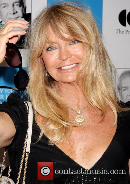 goldie hawn marty richards memorial benefiting the 3590792