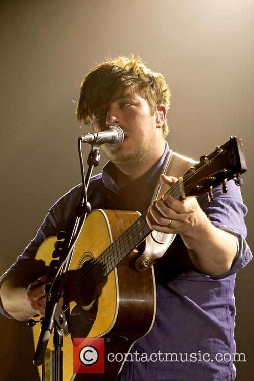 Mumford, Sons and Falconer Hall 12