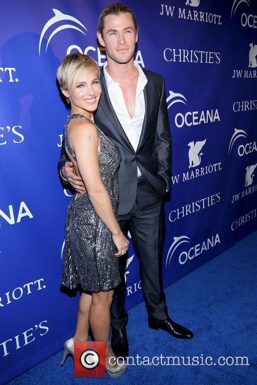 Elsa Pataky and Chris Hemsworth 14