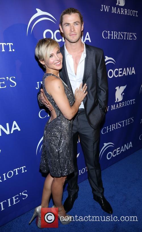 Elsa Pataky and Chris Hemsworth 15