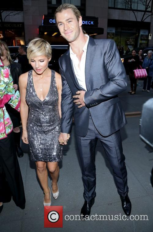 Elsa Pataky and Chris Hemsworth 16