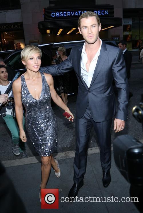 Elsa Pataky and Chris Hemsworth 17