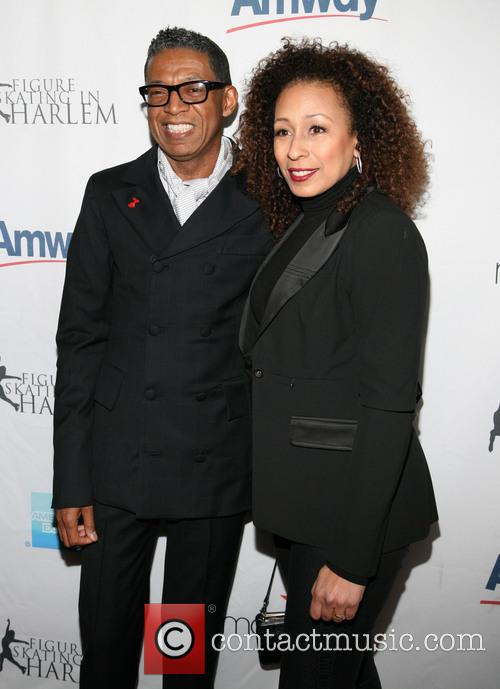 B Michael and Tamara Tunie 1