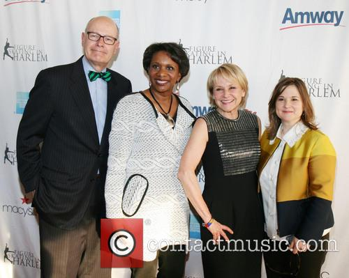 Harry Smith, Candace Matthews, Andrea Joyce and Sharon Cohen