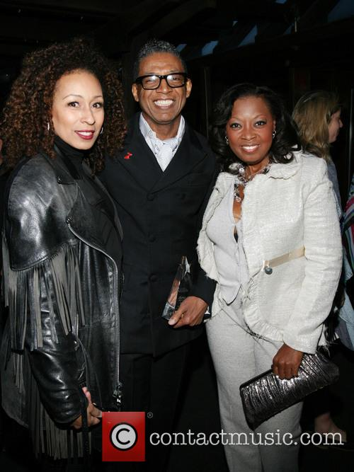 Tamara Tunie, B Michael, Star Jones, Central Park