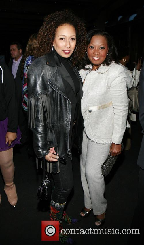 Tamara Tunie and Star Jones 2