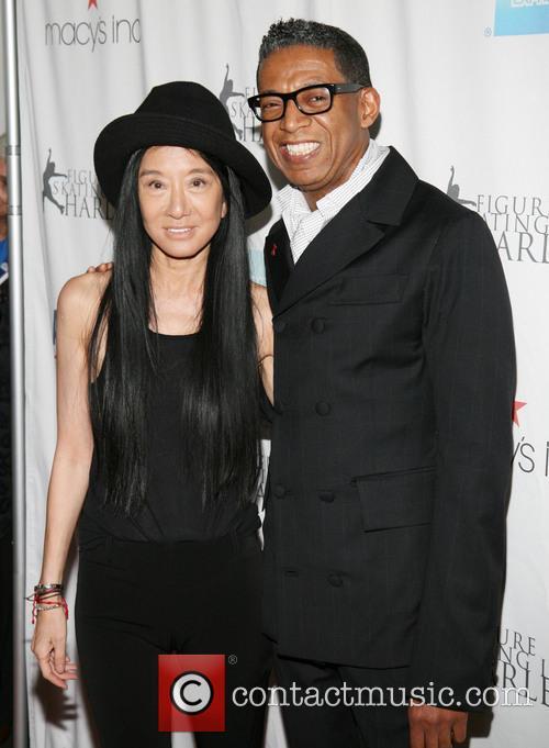 Vera Wang and B Michael 4