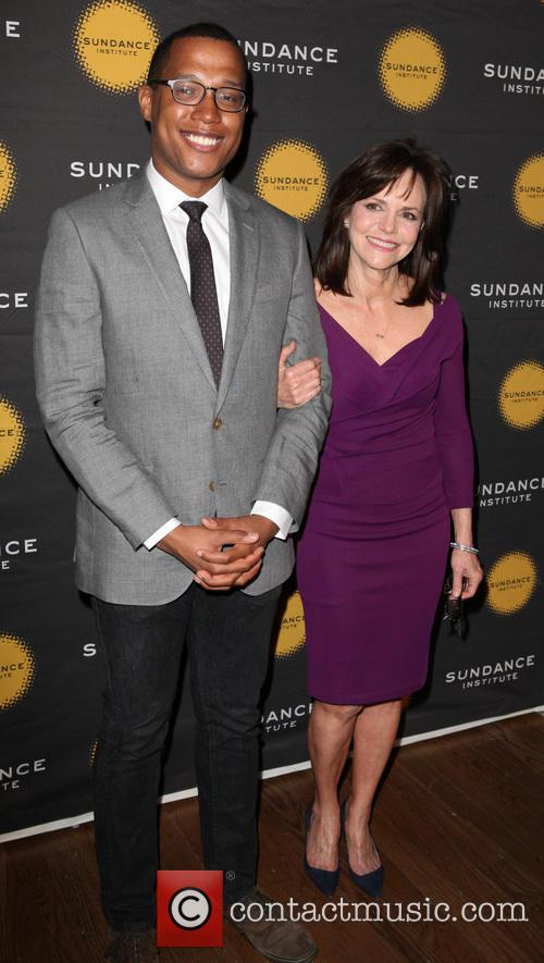 Branden Jacobs-jenkins and Sally Field 1